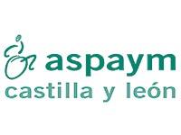 logo aspaym Castilla y león